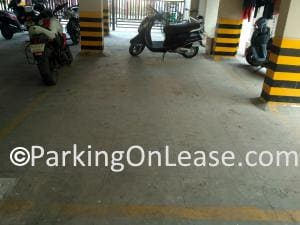 car parking lot on  rent near whitefield near mvj college in bangalore