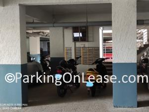 car parking lot on  rent near teachers colony koramangala in bengaluru
