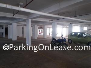 garage car parking in guntur