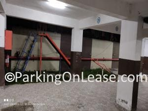 car parking lot on  rent near barasat noapara podder goli in kolkata