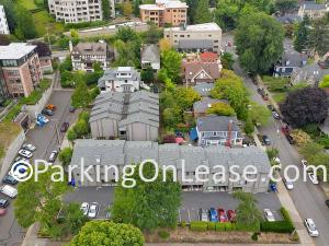 car parking lot on  rent near nw irving st in portland